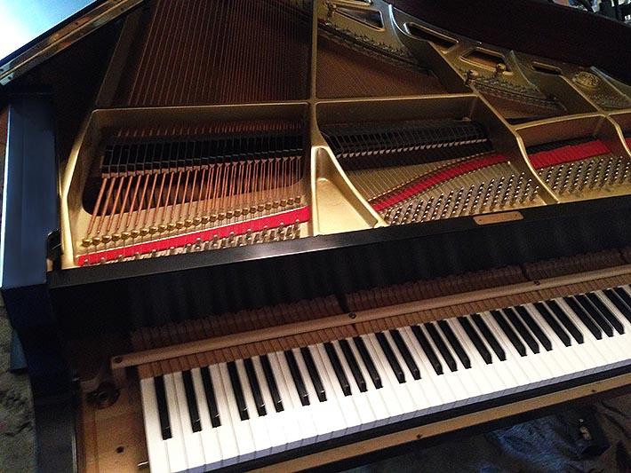 Kawai KG-2A at Mesa Piano Service