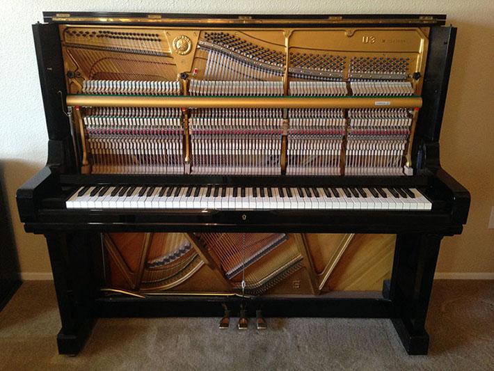 Yamaha U Piano For Sale