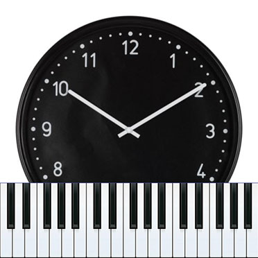 Schedule your piano tuning today at Mesa Piano and beat the holiday rush