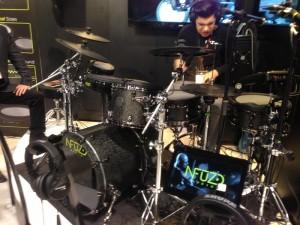 NFUZD Audio Drum Emulation