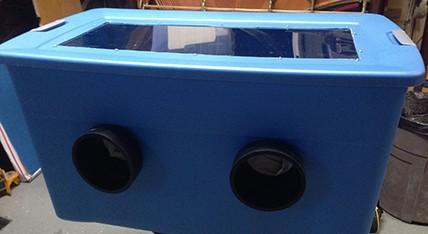 Build Your Own Sandblasting Box Cabinet (DIY, Cheap) – Mesa Piano