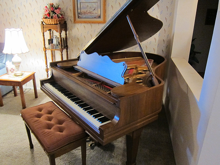 Steinway M For Sale